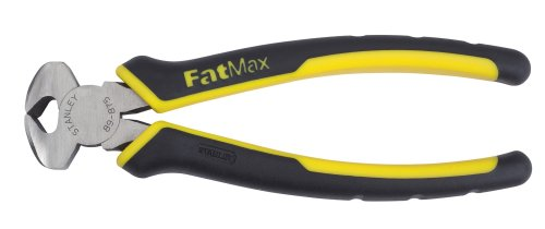 Stanley 89-875 MaxSteel 6-1/2-Inch End Cutting Pliers by Stanley