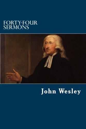 Download Forty-Four Sermons pdf