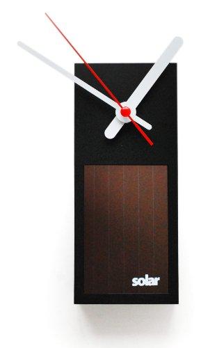 Suck UK Solar Clock by Suck UK