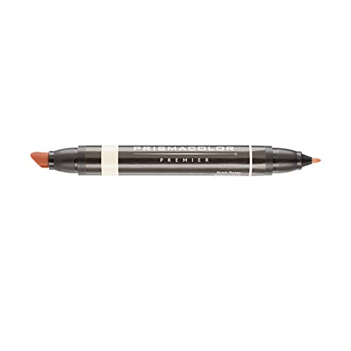 Marker Prismacolor Double End - Prismacolor 3501 Double-Ended Brick Beige Marker,