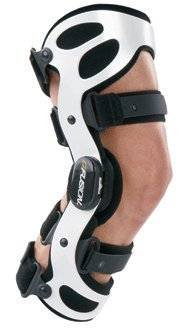 ba98faeb00 Image Unavailable. Image not available for. Color: FUSION Women's OA  Functional Knee Brace, Left Large