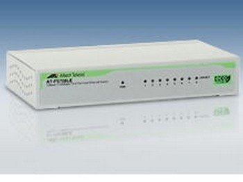 Allied Telesis AT-FS708LE-10 SWITCH - 8 - ETHERNET; FAST ETHERNET - 100 MBPS - EXTERNAL by Allied Telesyn