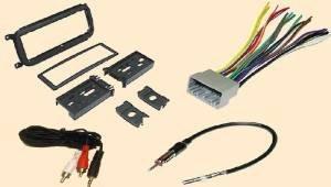 jeep liberty wiring harness amazon com radio stereo install dash kit wire harness