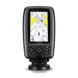 Garmin echoMAP 45cv/dv GPS/Chartplotter with UK/Ireland/NL charts