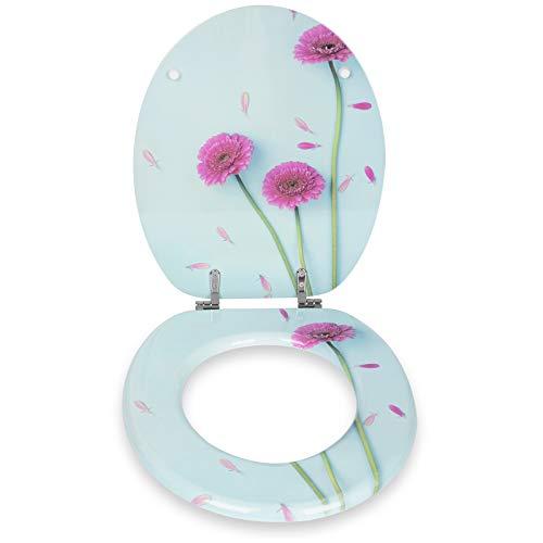 Amazing Bathroom Accessories Toilet Accessories Woltu Wooden Heavy Machost Co Dining Chair Design Ideas Machostcouk