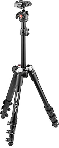 Manfrotto MKBFR1A4B-BHUS Befree One Aluminum Ball Head Kit (Black) by Manfrotto