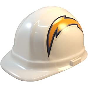 Los Angeles Chargers Hard Hat | NFL Hard Hats | SportsHardHats.com 1