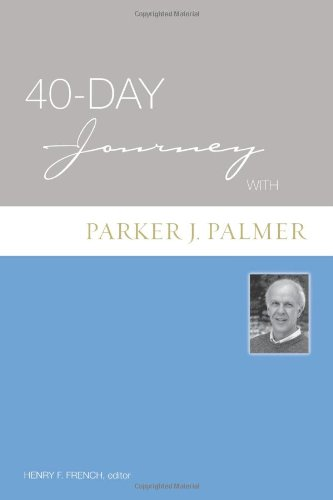 Read Online 40-Day Journey with Parker J. Palmer pdf
