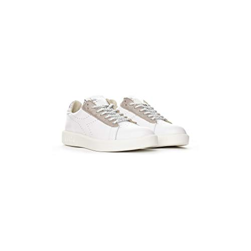 Diadora Bianco Silver Donna Sneakers 39 173881 xZrwx1zn