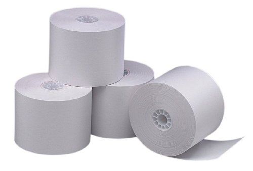(PM Company 07904 Perfection One Ply Thermal Paper Rolls, 2.25 inches x 165 feet - White, (Case of 30))