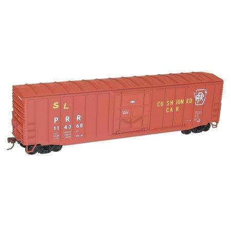 Accurail ACU56321 HO KIT 50' Exterior Post Box, PRR (Accurail Ho 50' Exterior Post)