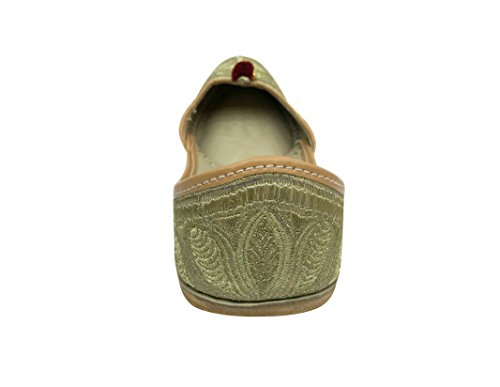 Khussa Style Step Handmade Women Traditional n Ethnic Tribal Shoes Shoes Jutti Kurti OawBwr8q5n