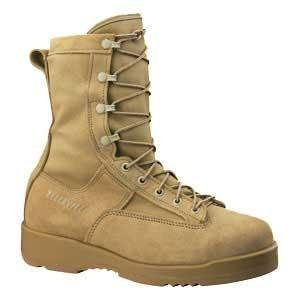Belleville Hot Weather Desert Toe Flight Boot Uomo, Scarpe, Abbigliamento E Accessori - 4.5 R