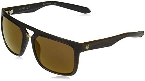 Dragon Alliance Aflect Sun Glasses for Men/Women, Copper ()