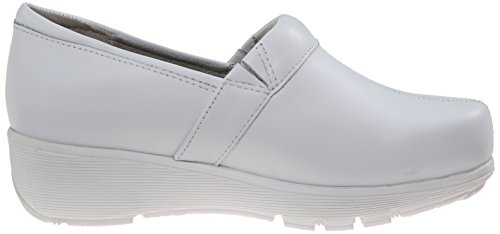 White SoftWalk Box Women's Clog Meredith wqqCST