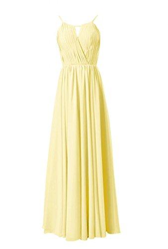 banana bridesmaid dresses - 9