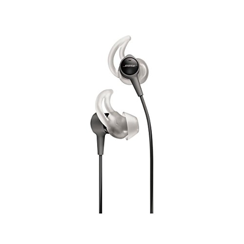 017817697378 - Bose SoundTrue Ultra in-ear headphones - Apple devices Charcoal carousel main 7