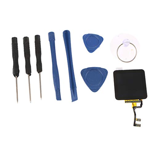 Baosity LCD Display Touch Screen Assembly Replacement for iPod Nano 6 6th with Tools (Highly Recommend Professional (Replace Lcd Screen Ipod Nano)