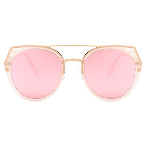 Mujeres Tendencia Sol Sol Tendencias De E Verdadero Hombres Gafas Y De Gafas Color Sol XGLASSMAKER Tiradores De Gafas w1I0wq