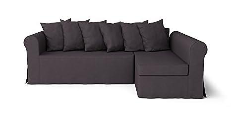 Stupendous Custom Made Slipcovers For Moheda Sofa Bed Right Chaise Dark Creativecarmelina Interior Chair Design Creativecarmelinacom