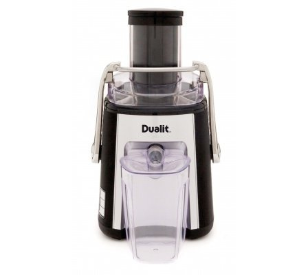 DUALIT HEAVY DUTY JUICE EXTRACTOR BLACK MODEL 88305