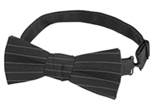 Pinstripe Bow - 4
