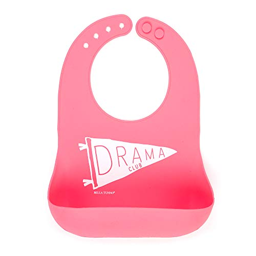 Bella Tunno Wonder Bib, Drama Club, Pink ()
