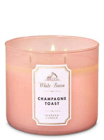 Bath & Body Works 3-Wick Candle in Champagne Toast by Bath & Body Works (Image #1)