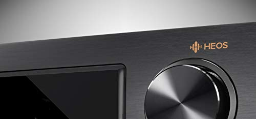 Denon AVR-X4400H 9 2CH High Power 4K Ultra HD AV Receiver
