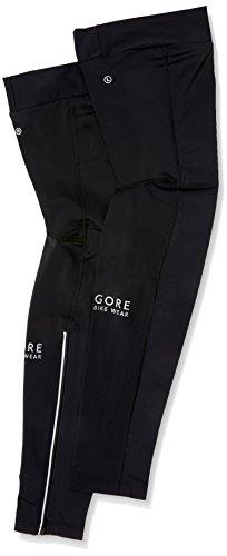 Gore Bike WEAR Unisex Leg Warmers, Gore Selected Fabrics, Universal Leg Warmers, Size: XS-S, Black, ()