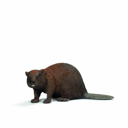Schleich Beaver Toy Figure