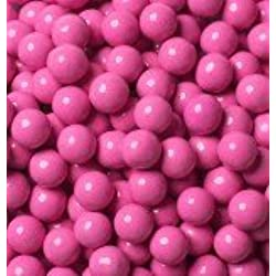 Sweetworks Hot Pink Sixlets 1 lb Bag