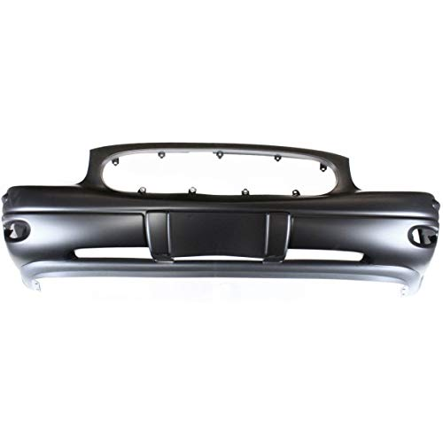 Front Bumper Cover For 2000-2005 Buick LeSabre Limited Model FWD Primed Plastic ()