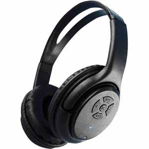 Fm Stereo Wireless Headphone (Escape Wireless Bluetooth Stereo Headphones With FM Radio)