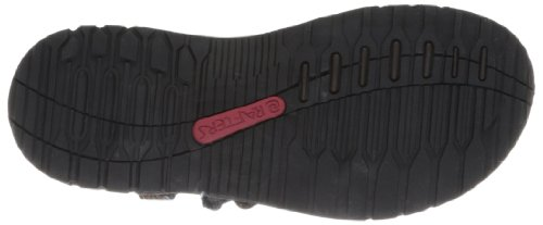 Taksparrar Mens Stillwater Sandal Choklad Multi