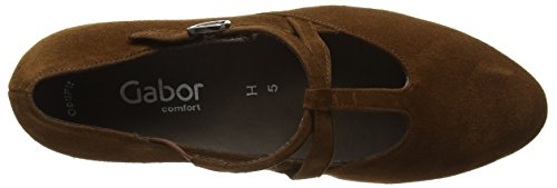 Marron 21 Basic Comfort Whisky Gabor New Escarpins Shoes Femme AWwOAnaUq