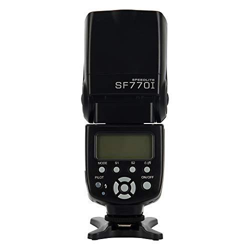 SLFC SF770I Speedlite for Canon Nikon Pentax Olympus Fujifilm Panasonic Digital Cameras