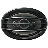 4) New PIONEER TS-A6994R 6x9 5-Way 1200W Car Speakers