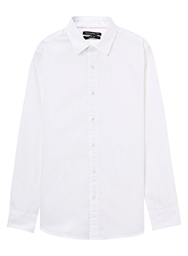 meters-bonwe-mens-classic-solid-color-button-down-shirt-white-xl