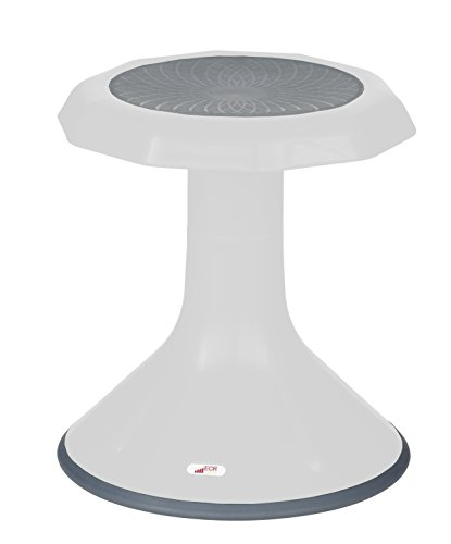 (ECR4Kids ACE Active Core Engagement Wobble Stool for Kids, Flexible Classroom and Home Seating, 15