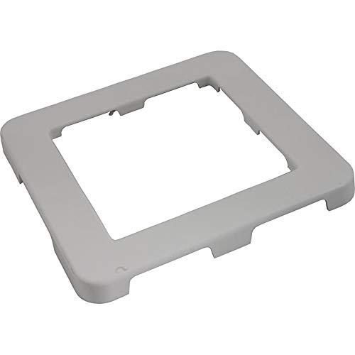 Waterway Plastics 806105230423 White Trim Plate Spa Skim Filter