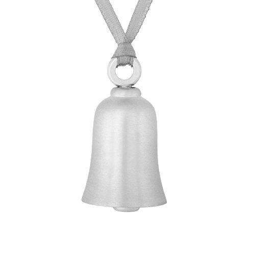 (Perfect Memorials Satin Finish Memorial Bell Ornament)