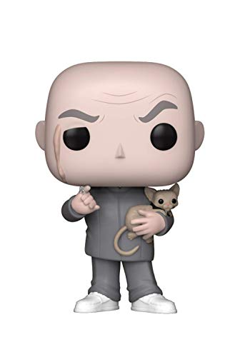 (Funko Pop Movies: Austin Powers - Dr. Evil Collectible Figure,)