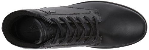 Ecco La Sneaker Nera Alta Moda Uomo Gore-tex