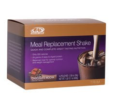Advocare Meal Replacement Shakes - Box of 14 Single Serve Pouches(chocolate Mocha Flavor)