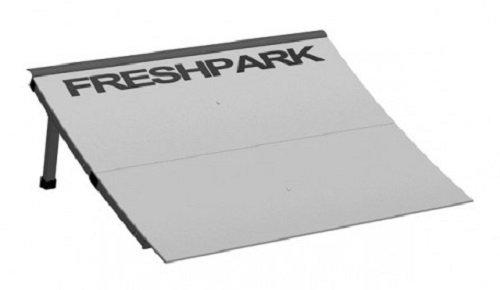 FreshPark Professional BMX and Skateboarding Wedge Ramp by FreshPark