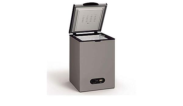 Tensai arcón congelador TCHEU110A+SLV, Silver: Amazon.es: Grandes ...