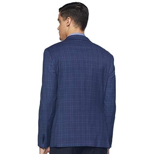 31H AfAsMeL. SS500  - Van Heusen Men's Notch Lapel Slim fit Blazer