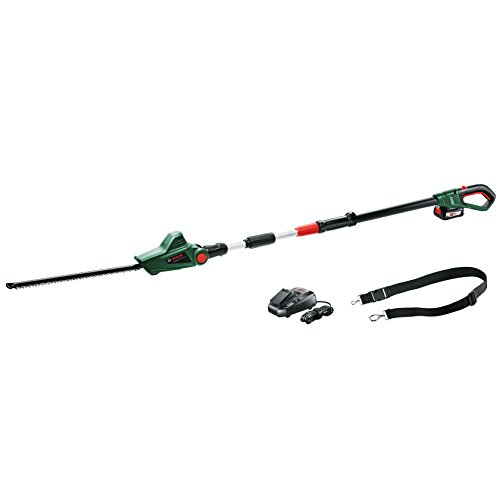 Bosch UniversalHedgePole 18 Cordless Telescopic Hedgecutter with 18 V...
