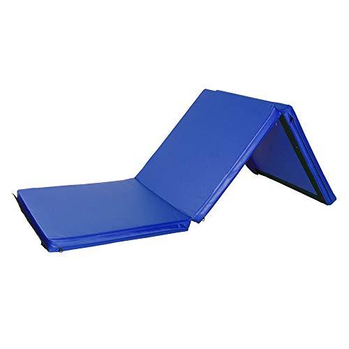 "Globe House Products GHP 54.53""x23.62""x1.18"" Blue 22 Density"